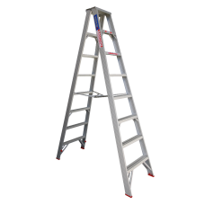 Tradesman AL Double Sided Step 8'