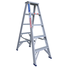 Pro Series AL Double Sided Step 5'