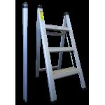 Slimline Folding Ladder 3'