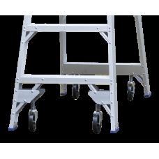 Platform Ladder Wheel Kit