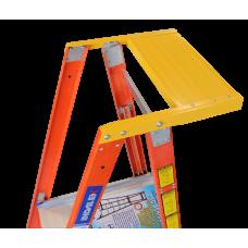 Platform Ladder Heavy Duty Top Shelf