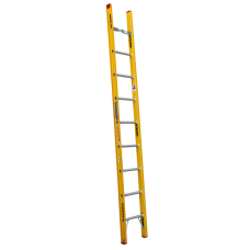 Tradesman FG Single Ladder 10'