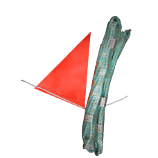 Head Rope, Middle Rope and Flag for UFX
